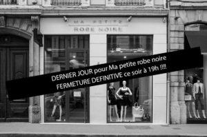Ma Petite Robe Noire à Lyon