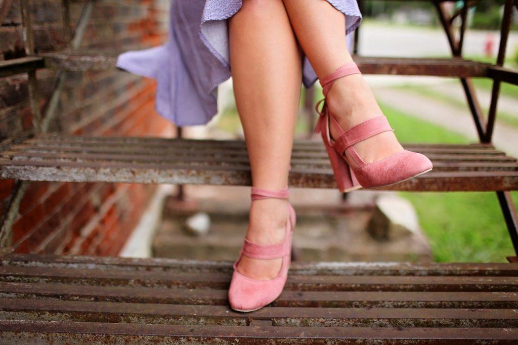 Chaussures élégantes et confortables