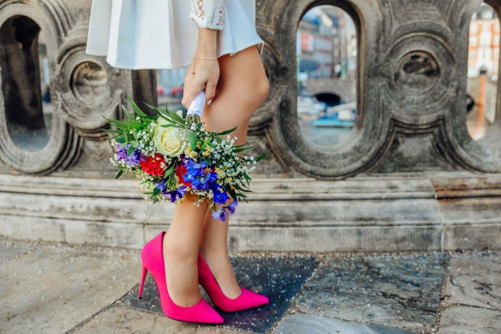 Osez la couleur dans les chaussures
