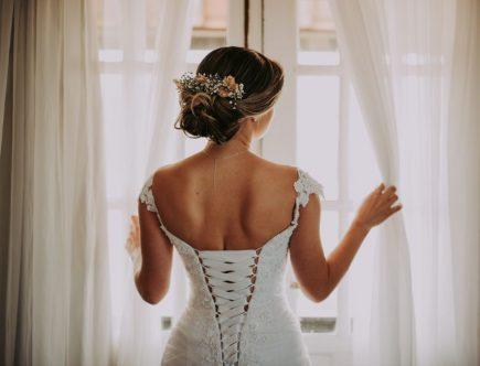 Robe mariée selon morphologie